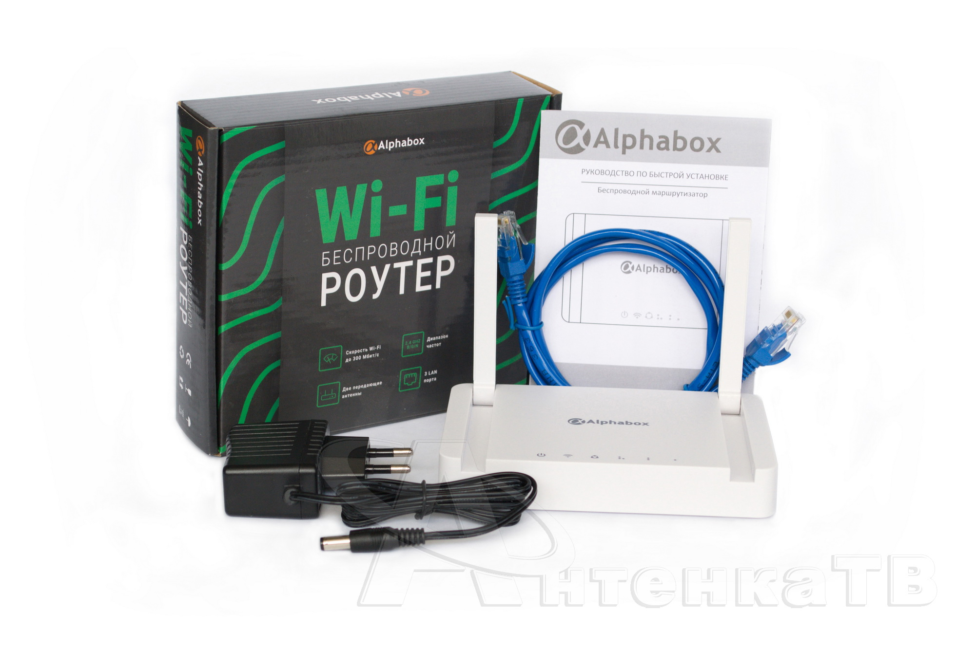 роутер alphabox ar 323a