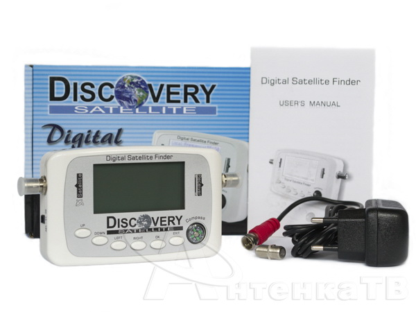 Satellite Finder от ТМ Discovery