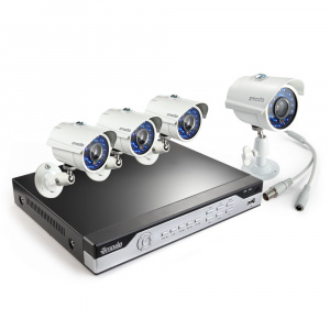 Регистратор ZM-I4Y4 (DVR/4*700TVL)IR Kit